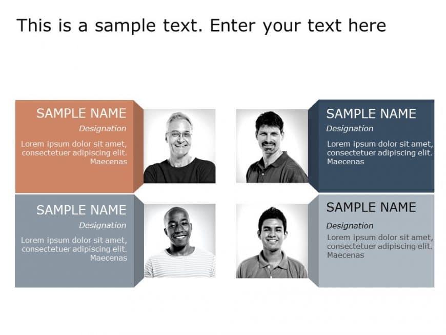 Team PowerPoint Template 22