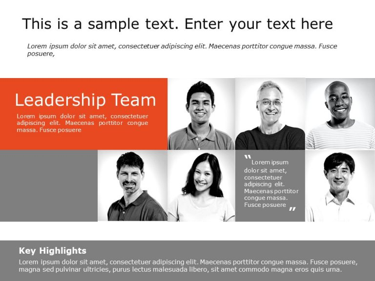 Team PowerPoint Template 24