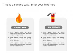 Fire Problems and Solution