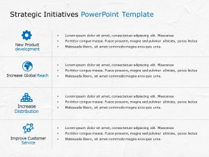 Strategic Imperatives PowerPoint Template