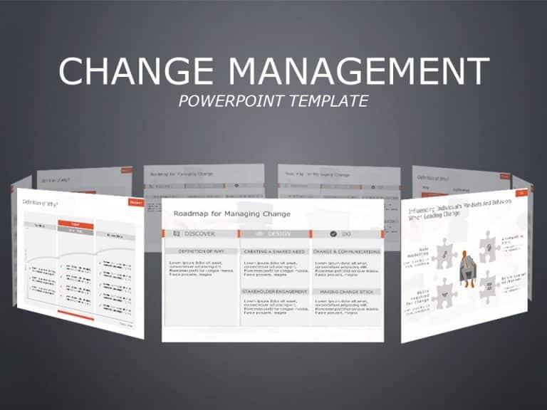Change Management PowerPoint Theme