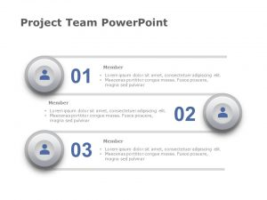 Project Team Powerpoint Template 1