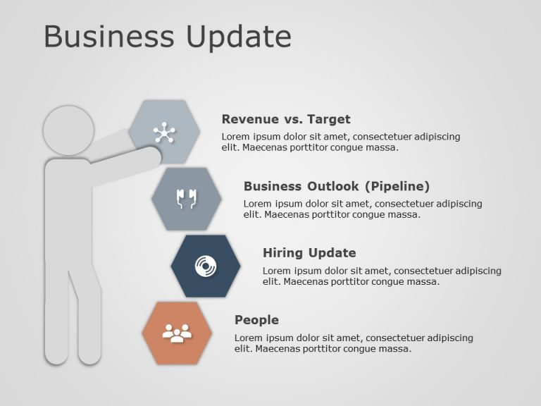 Business Update Powerpoint Template