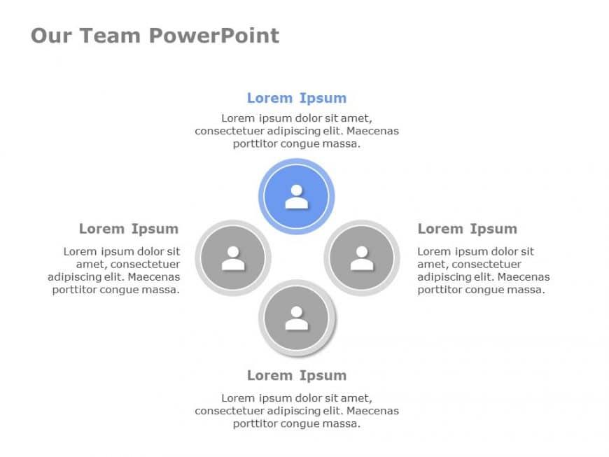 Team PowerPoint Template 3