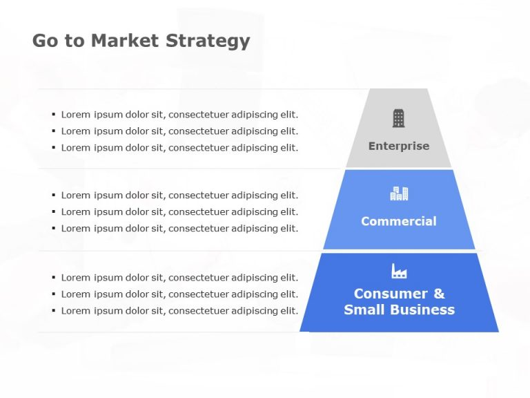 Go to market PowerPoint Template 8