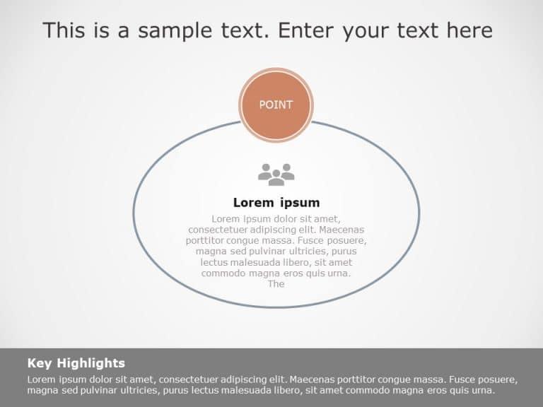Animated Circular Diagram Template