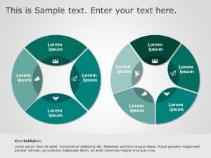 Circular Product Comparison Template