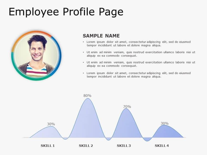 Employee Skills Profile Template