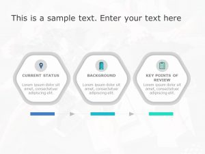 Hexagon Business Planning PowerPoint Template