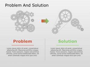 Gear Problem and Solution