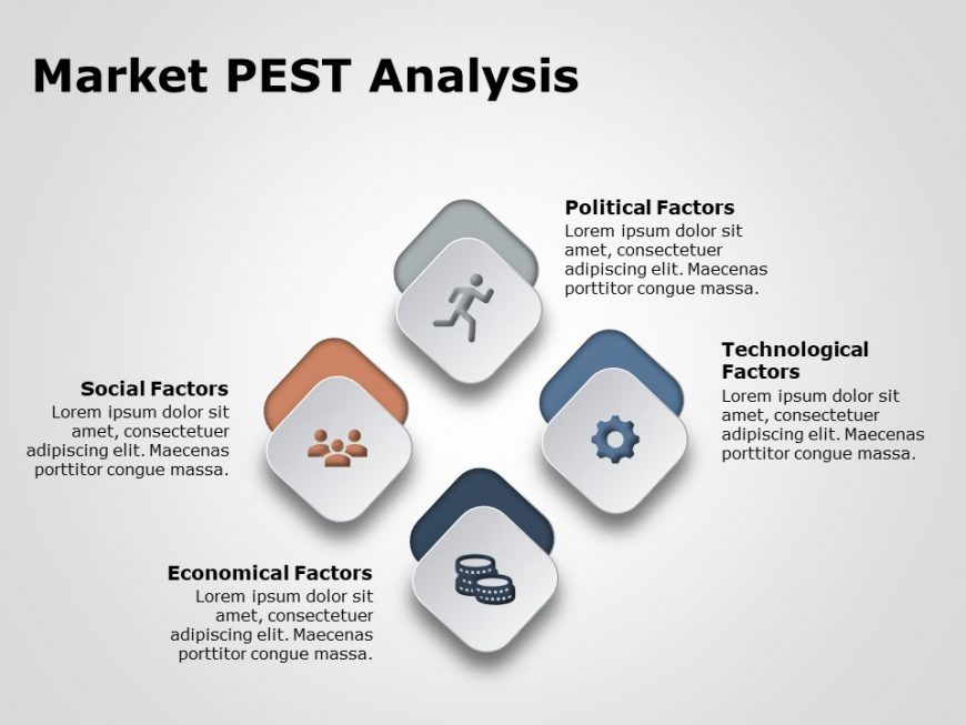 Market PEST Analysis PowerPoint Template 5