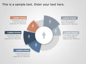 Customer Segmentation PowerPoint Template 2