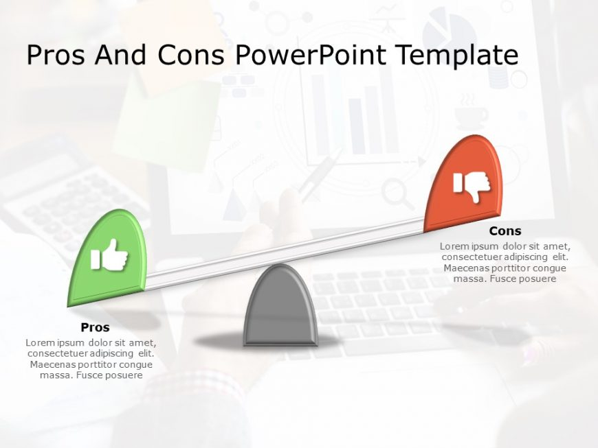 Pros And Cons Powerpoint Template 11