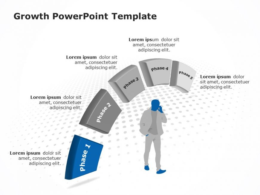 Growth PowerPoint Template 1