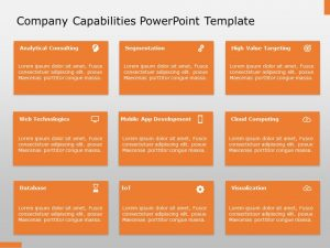 Company Capabilities PowerPoint Template 2