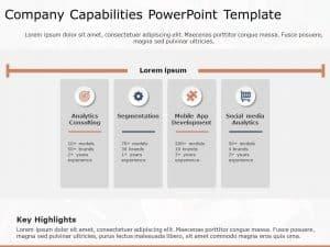 Company Capabilities PowerPoint Template 3