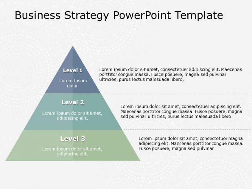 Business Strategy PowerPoint Template 20