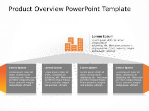 Product Overview Powerpoint Template 1
