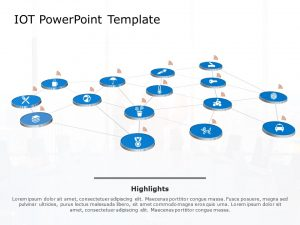 IOT PowerPoint Template