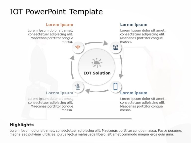IOT PowerPoint Template 1