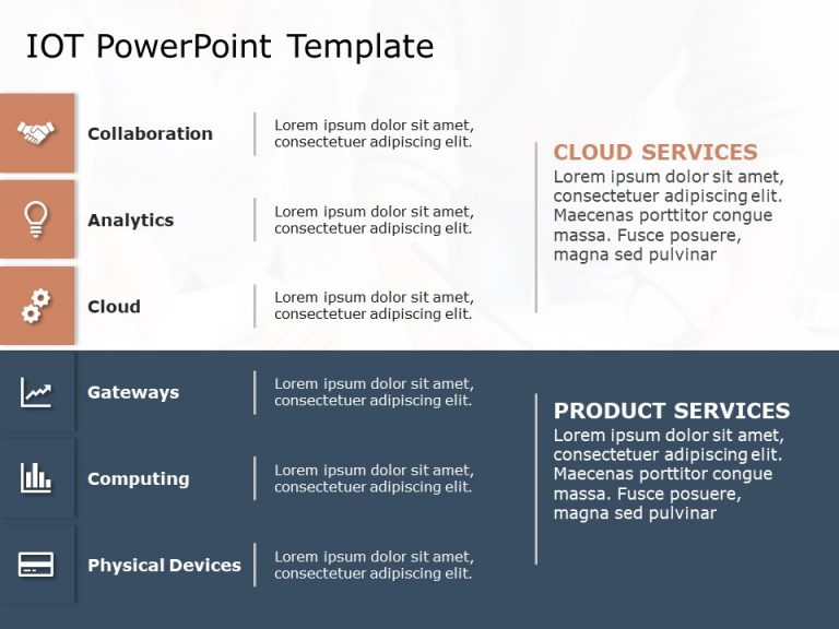 IOT PowerPoint Template 2