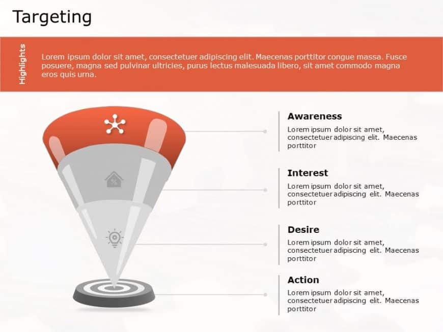 Business Goals PowerPoint Template 4
