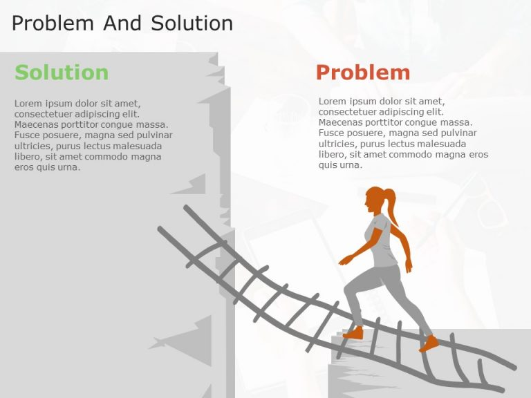 Ladder Problem and Solution