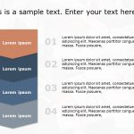 4 Steps Process Flow PowerPoint Template