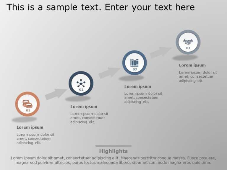 Free 4 Steps Circular Roadmap