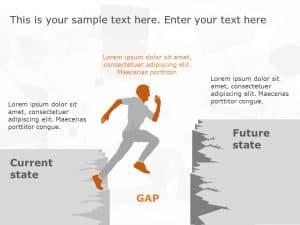 Gap Analysis PowerPoint Template 2