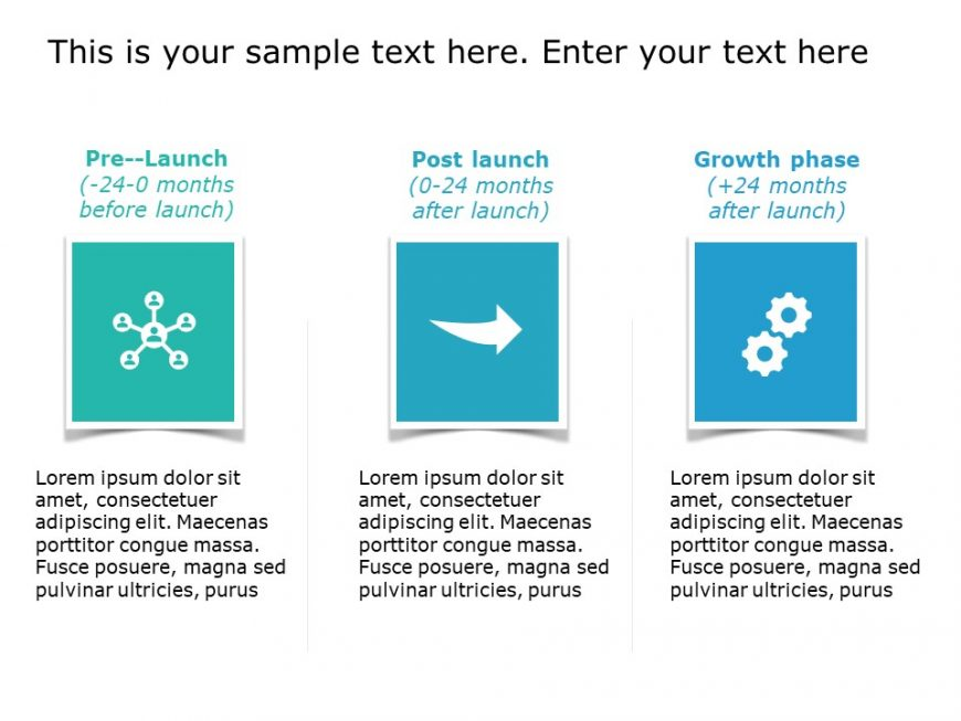 Detailed Product Launch PowerPoint