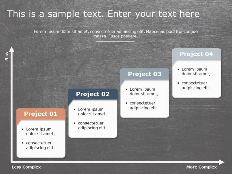 Project Risk Assessment PowerPoint