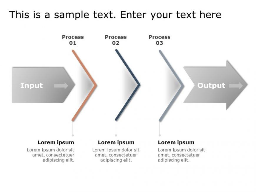 Input Output Process PowerPoint 1