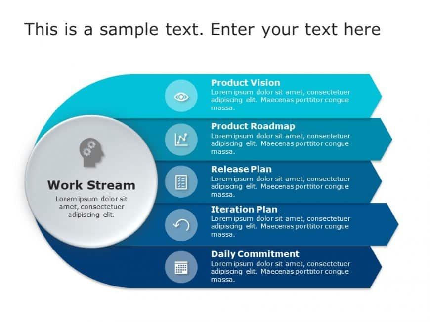Workstream plan template