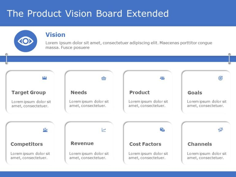 Product Vision PowerPoint