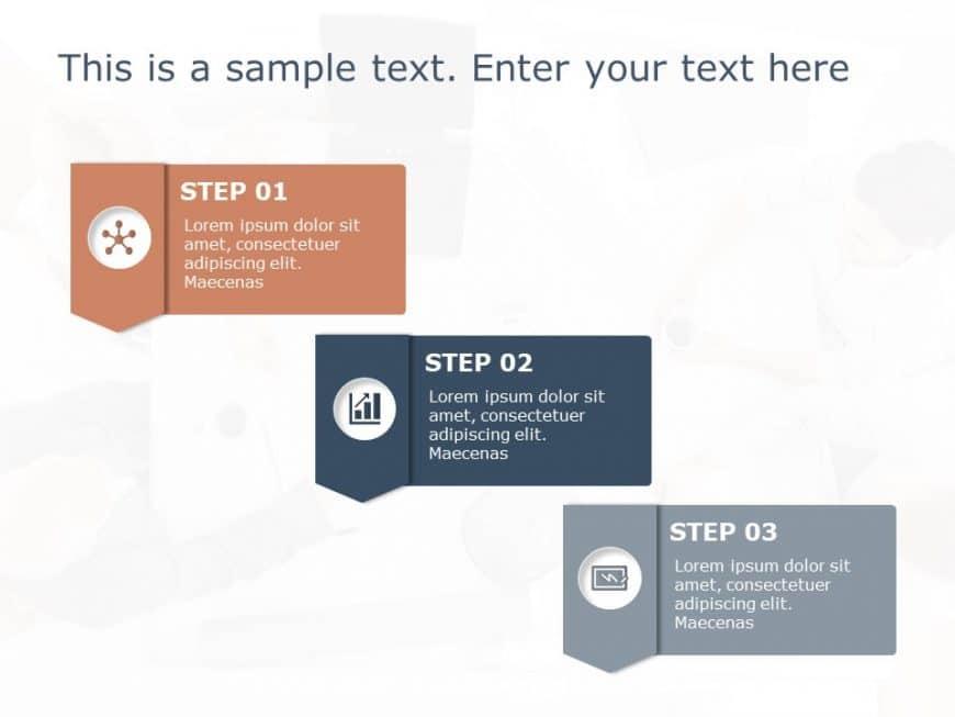 3 Steps Business Steps