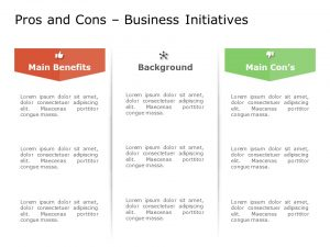 Pros And Cons Powerpoint Template 15