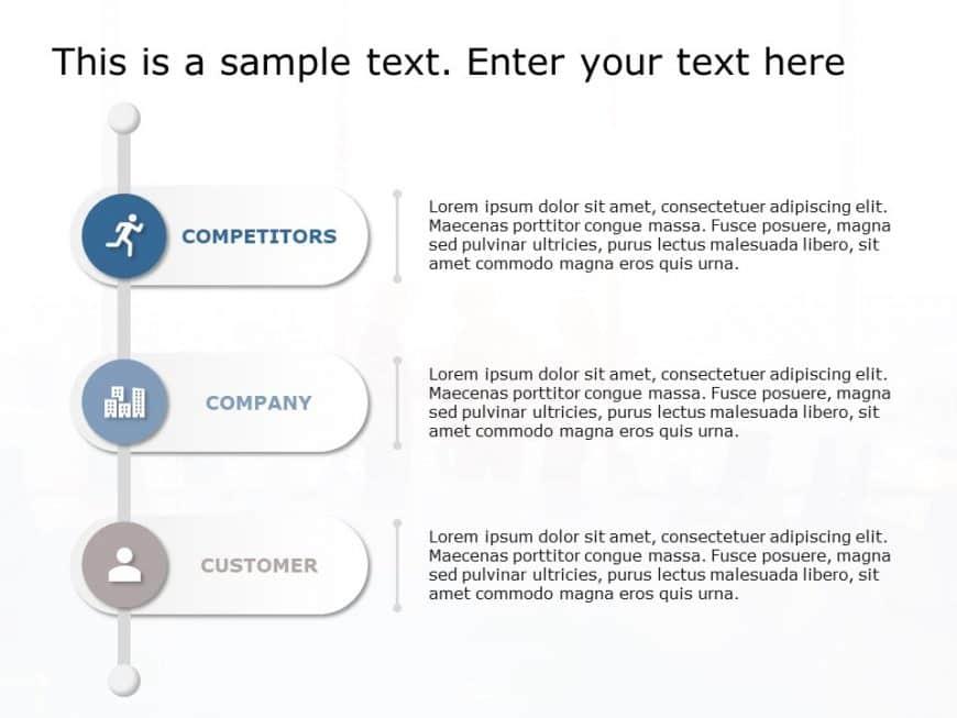3Cs Marketing PowerPoint Template 5