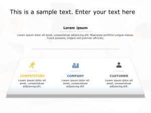 3Cs Marketing PowerPoint Template 6