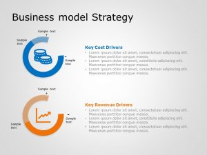 Business Model PowerPoint Template 5