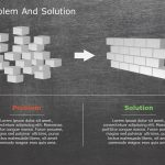 Brick Problem and Solution