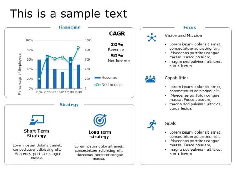 Executive summary PowerPoint Template 10