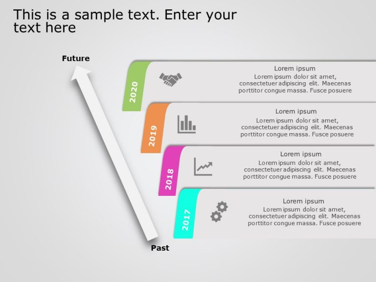 Timeline PowerPoint Template 40