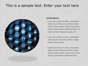 Sphere PowerPoint Template 4