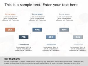 Product RoadMap PowerPoint Template 20