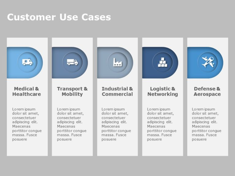 Customer Use Case  01
