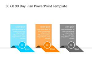 30 60 90 Day Plan Powerpoint Template 10