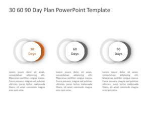 30 60 90 Day Plan Powerpoint Template 12