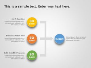 30 60 90 Day Plan Powerpoint Template 22