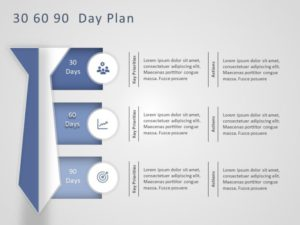 30 60 90 Day Plan Powerpoint Template 8